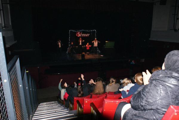 Spectacle au théâtre Pierre de Roubaix à Roubaix