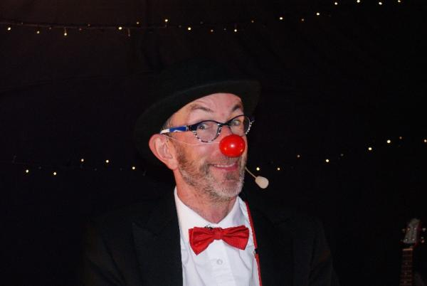 Spectacle enfants : Sirouy le clown et son spectacle sur l'écologie - développement durable - Nantes - Pays de la loire - loire Atlantique